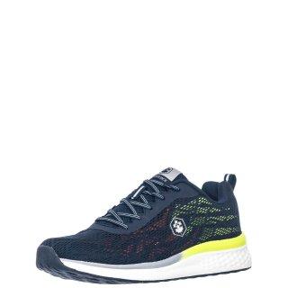 Ανδρικά Sneakers SM85611 001 Y31 GREENE Ύφασμα Μπλέ Lumberjack