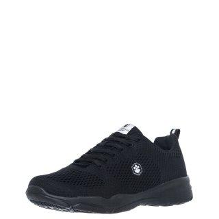 Ανδρικά Sneakers SMA9411 001 AGATHA Ύφασμα Μαύρο Lumberjack