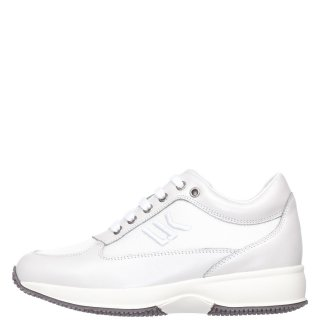 Γυναικεία Sneakers SW01305 008 V89 RAUL Δέρμα Λευκό Περλέ Lumberjack