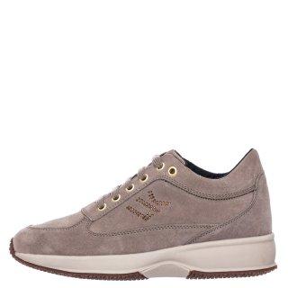 Γυναικεία Sneakers SW01305 010 A01 RAUL Δέρμα Καστόρι Πούρο Lumberjack
