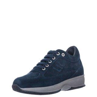 Γυναικεία Sneakers SW01305 010 A01 RAUL Δέρμα Καστόρι Μπλέ Lumberjack