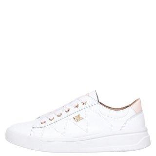 Γυναικεία Sneakers SW30005 007 HAWK Δέρμα Λευκό Lumberjack