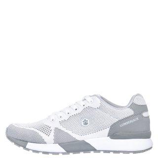 Γυναικεία Sneakers SW62105 001 VENDOR Ύφασμα Λευκό Γκρι Lumberjack