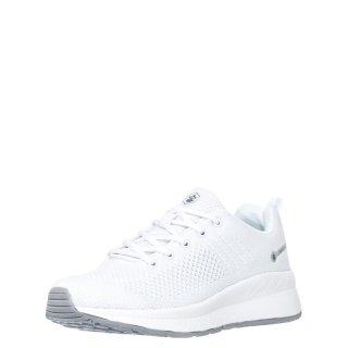 Γυναικεία Sneakers SW63411 002 C27 FABRIC Ύφασμα Λευκό Lumberjack