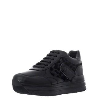 Γυναικεία Sneakers SWA0312 002 Z93 HILDA Eco Leather Μαύρο Lumberjack