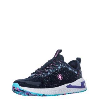 Γυναικεία Sneakers SWA3011 001 C27 LINE Αδιάβροχο Ύφασμα Μπλέ Lumberjack