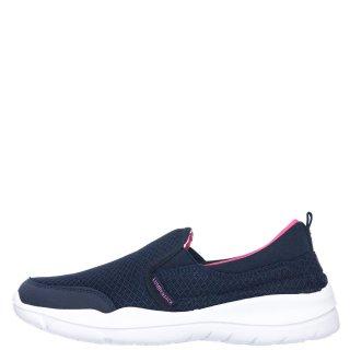 Γυναικεία Sneakers SWA9402 001 AGATHA Ύφασμα Μπλέ Lumberjack