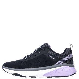 Γυναικεία Sneakers SWB0911 001 C27 BLACK Ύφασμα Μαύρο Lumberjack