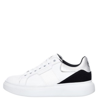 Γυναικεία Sneakers SWB6112 001 E09 JULIETTE Δέρμα Λευκό Lumberjack