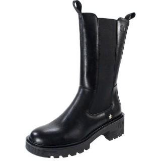 Γυναικείες Μπότες SWC2107 001 S01 RAMONE Eco Leather Λάστιχο Μαύρο Lumberjack