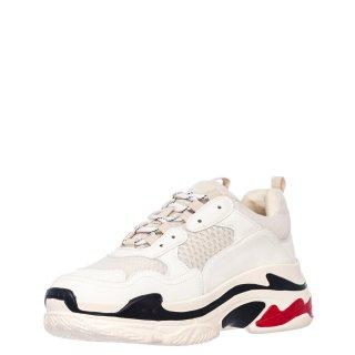 Γυναικεία Sneakers V49 13445 Eco Leather Μπεζ Miss NV