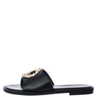 Γυναικείες Παντόφλες V96 13254 Eco Leather Μαύρο Miss NV