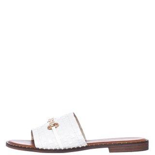 Γυναικείες Παντόφλες V96 13260 Eco Leather Λευκό Miss NV