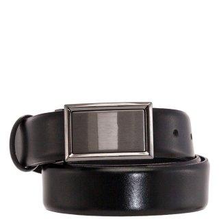 Ανδρικές  Ζώνες B595 Δέρμα Μαύρο NinoVenturi