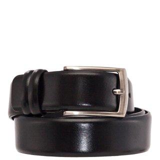 Ανδρικές  Ζώνες B600 Δέρμα Μαύρο NinoVenturi