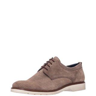 Ανδρικά Casual Παπούτσια 2/144 Δέρμα Καστόρι Πούρο Prima L'uomo