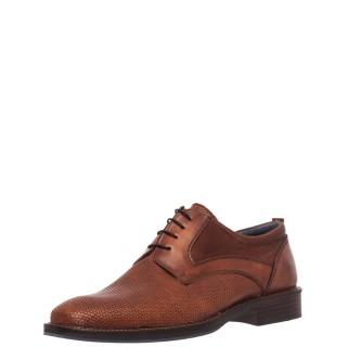 Ανδρικά Casual Παπούτσια 341/132 Δέρμα Ταμπά Prima L'uomo