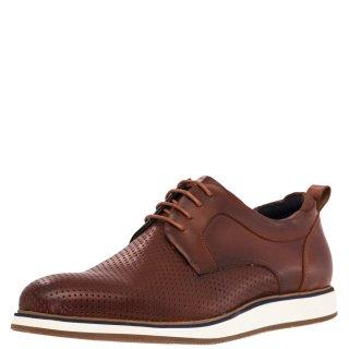 Ανδρικά Casual Παπούτσια ZD3331 3 Δέρμα Ταμπά Prive