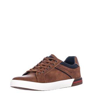 Ανδρικά Sneakers 1126 26 Eco Leather Eco Suede Ταμπά Renato Garini