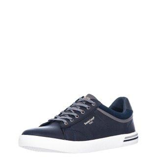 Ανδρικά Sneakers 1126 7 Eco Leather Μπλέ Renato Garini