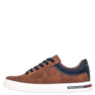 Ανδρικά Sneakers 1126 7A Eco Leather Ταμπά Renato Garini