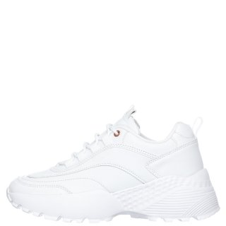 Γυναικεία Sneakers 11355 Eco Leather Λευκό Renato Garini
