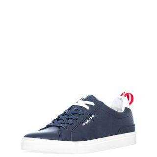 Ανδρικά Sneakers 137 Eco Leather Μπλέ Renato Garini