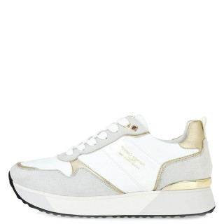 Γυναικεία Sneakers 18 21EX159 Eco Leather Eco Suede Λευκό Πάγος Renato Garini