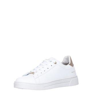 Γυναικεία Sneakers 20VW2003 Eco Leather Λευκό Χρυσό Renato Garini