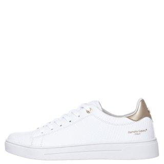 Γυναικεία Sneakers 20VW2003 Eco Leather Φίδι Λευκό Renato Garini