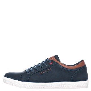 Ανδρικά Sneakers 3156 4 Eco Leather Μπλέ Renato Garini
