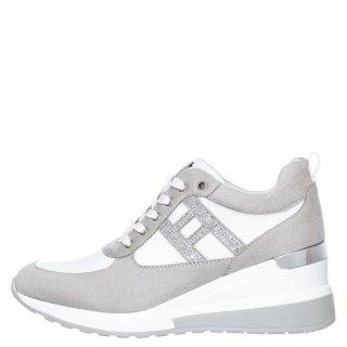 Γυναικεία Sneakers 34 21EX06 H Eco Leather Eco Suede Λευκό Renato Garini