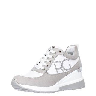 Γυναικεία Sneakers 34 21EX06 RG Eco Leather Eco Suede Λευκό Renato Garini
