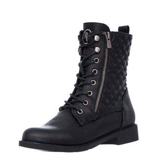 Γυναικεία Μποτάκια 880 SIENA 880 Eco Leather Μαύρο Renato Garini
