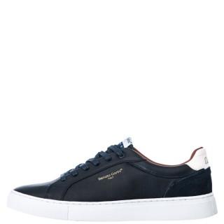 Ανδρικά Sneakers 909 ZS Eco Leather Μπλέ Renato Garini