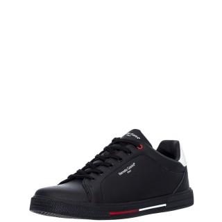 Ανδρικά Sneakers AB 239 Eco Leather Μαύρο Renato Garini
