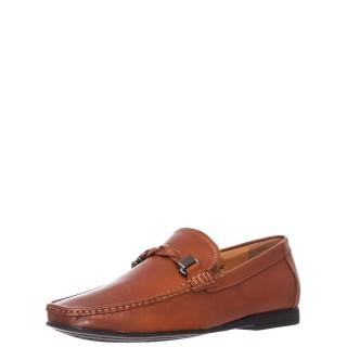 Ανδρικά Μοκασίνια & Loafers AT2849 1 Δέρμα Ταμπά Renato Garini