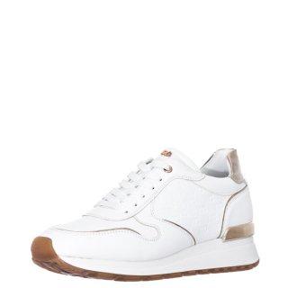 Γυναικεία Sneakers EX2216 Eco Leather Λευκό Renato Garini