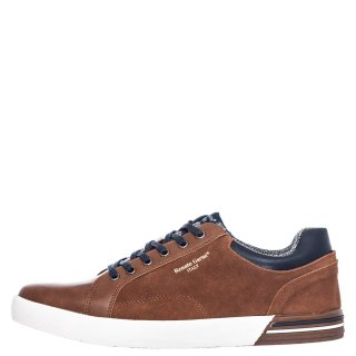Ανδρικά Sneakers H070 Eco Leather Eco Suede Ταμπά Renato Garini