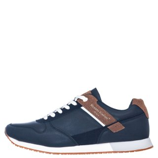 Ανδρικά Sneakers HW M88172 Eco Leather Μπλέ Renato Garini