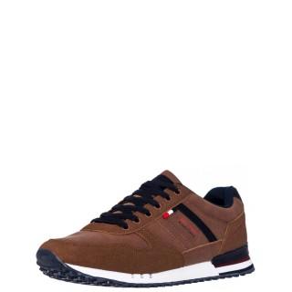 Ανδρικά Sneakers HW M89081 Eco Suede Ταμπά Renato Garini
