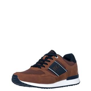 Ανδρικά Sneakers HW PC005 Eco Leather Ταμπά Renato Garini
