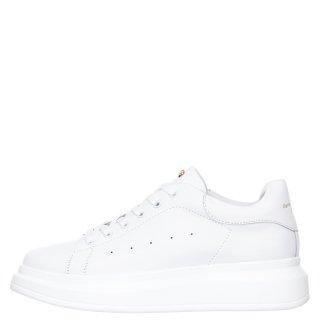 Γυναικεία Sneakers RG2101 Eco Leather Λευκό Renato Garini