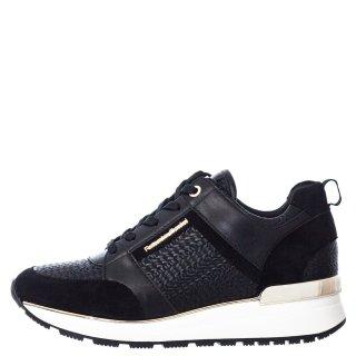 Γυναικεία Sneakers RG2253 Eco Leather Μαύρο Renato Garini