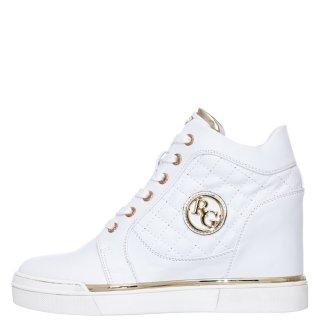 Γυναικεία Sneakers SANDY 833 Eco Leather Λευκό Renato Garini