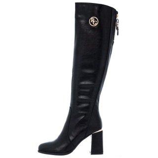 Γυναικείες Μπότες XJ1130 YC3762 Eco Leather Μαύρο Renato Garini