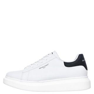 Ανδρικά Sneakers ZS 724 Eco Leather Λευκό Renato Garini