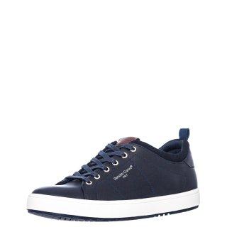 Ανδρικά Sneakers ZS 869 Eco Leather Μπλέ Renato Garini