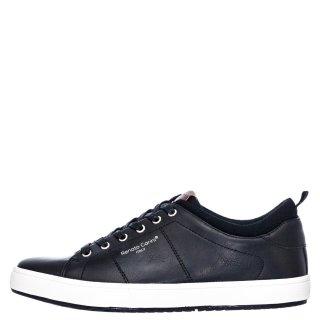 Ανδρικά Sneakers ZS 869 Eco Leather Μαύρο Renato Garini