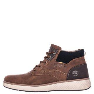 Ανδρικά Μποτάκια 909417 Eco Leather Ταμπά Rhapsody